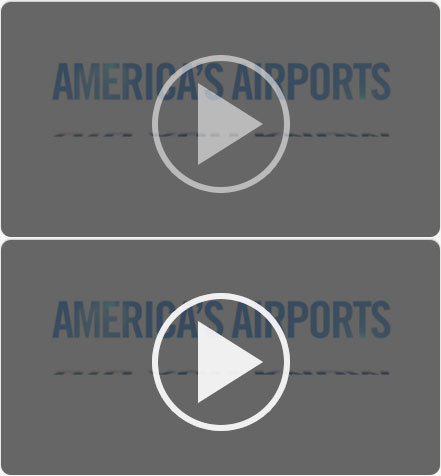 America Airports Highlight Video